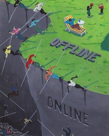 Brecht Vandenbroucke - 'Everyday We Walk a Thin Line'